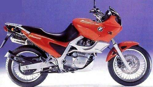 BMW F 650ST Strada technical specifications